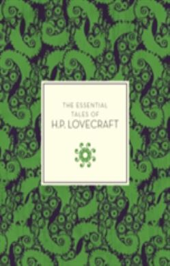The Essential Tales of H.P. Lovecraft forside