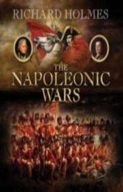 The Napoleonic Wars forside