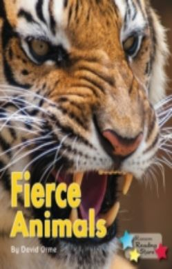 Fierce Animals forside