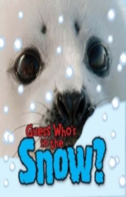 Guess Who's in the... Snow forside