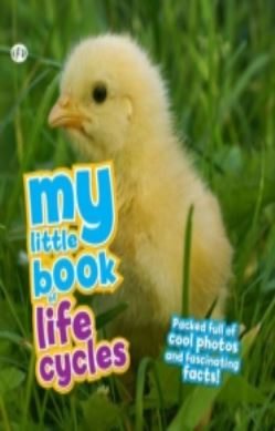 My Little Book of Life Cycles forside