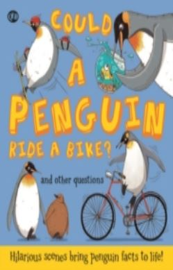 Could A Penguin Ride a Bike? forside