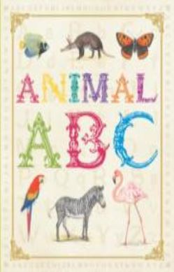 First Concept: Animal ABC forside