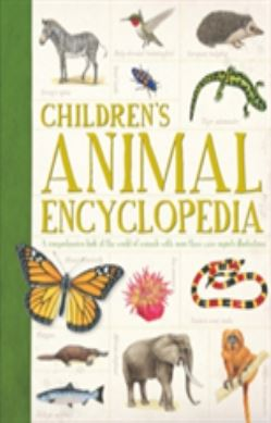 Children's Animal Encyclopedia forside