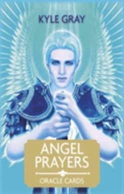 Angel Prayers Oracle Cards forside