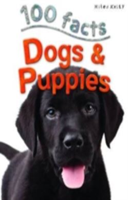 100 Facts Dogs & Puppies forside
