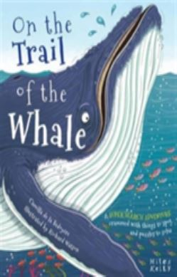 Super Search Adventure on the Trail of the Whale forside