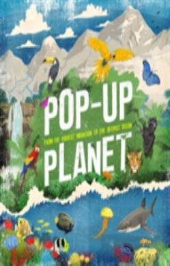 Pop-Up Planet forside