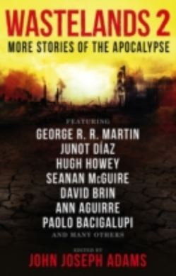 Wastelands 2 - More Stories of the Apocalypse forside