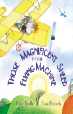 Those Magnificent Sheep in Their Flying Machine forside