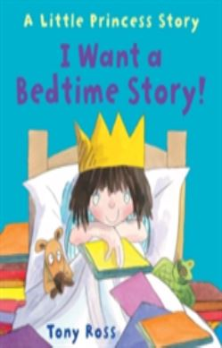I Want a Bedtime Story forside