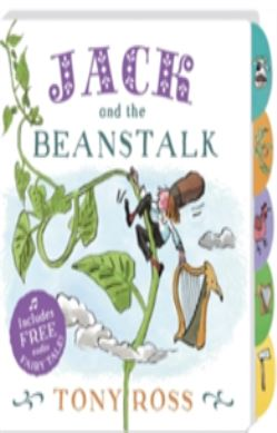 Jack and the Beanstalk forside