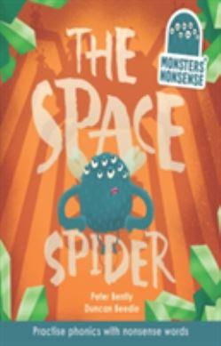 The Space Spider forside