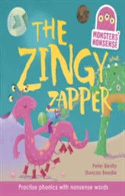 The Zingy Zapper forside