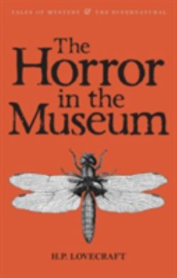 The Horror in the Museum forside