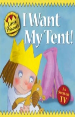 I Want My Tent forside
