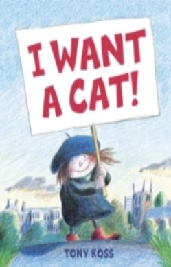 I Want a Cat forside
