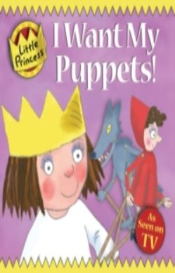 I Want My Puppets! forside