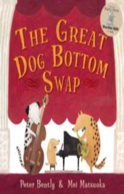 The Great Dog Bottom Swap forside