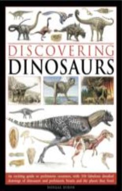 Discovering Dinosaurs forside