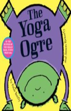 The Yoga Ogre forside