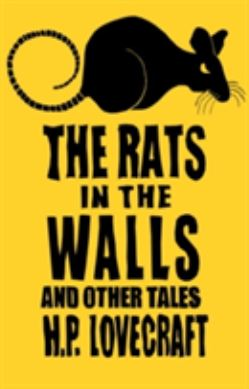 The Rats in the Walls and Other Tales forside