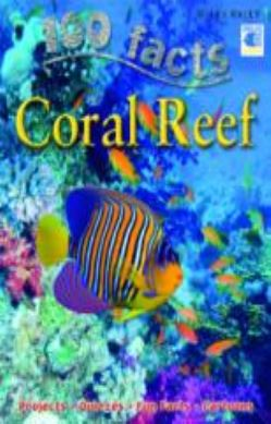 100 Facts Coral Reef forside
