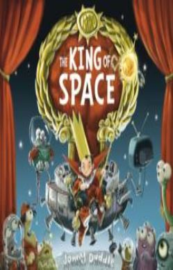 The King of Space forside