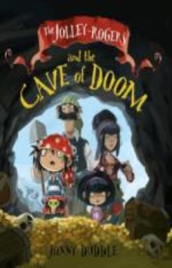 The Jolley-Rogers and the Cave of Doom forside
