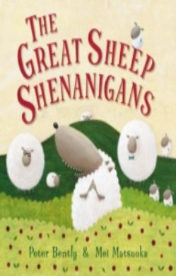 The Great Sheep Shenanigans forside