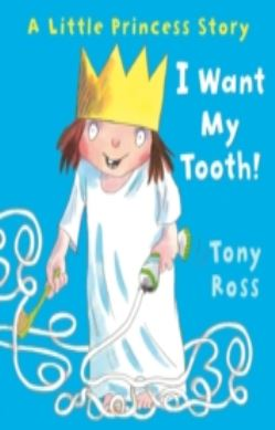 I Want My Tooth! forside