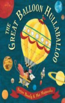 The Great Balloon Hullaballoo forside