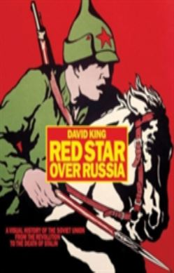 Red Star Over Russia forside