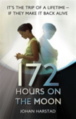 172 Hours on the Moon forside