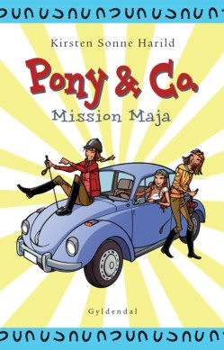Pony & Co. 2 - Mission Maja forside