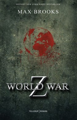 World War Z forside