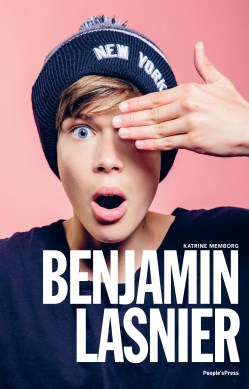 Benjamin Lasnier (English Version) forside