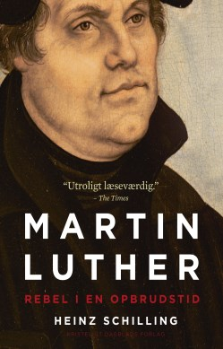 Martin Luther forside