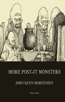 More Post-it Monsters (English edition) forside