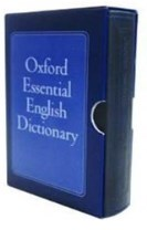 Oxford Essential English Dictionary Slipcase