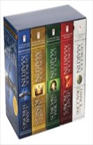 A Game of Thrones 5 Books Box Set
