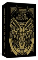 Dungeons & Dragons Art and Arcana Special Edition