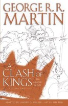 A Clash of Kings: The Graphic Novel: Volume Two