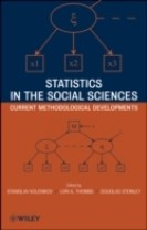 Statistics in the Social Sciences: Current Methodological Developments