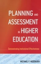 Planning and Assessment in Higher Education: Demonstrating Institutional Ef