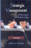 Strategic Management: Of Resources And Relationships, Concepts