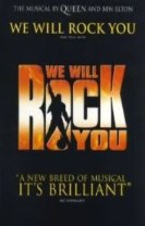 Queen : We will rock you Musical PVG