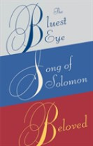 Toni Morrison Box Set: The Bluest Eye, Song of Solomon, Beloved