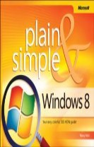 Windows 8 Plain & Simple