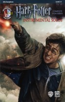 Harry Potter instrumental solos Alto Sax + CD